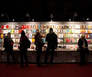 Staende auf der Münchner Bücherschau