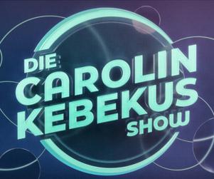 Stimmenimitationen für die Carolin Kebekus Show
